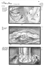 THIEF OF ALWAYS song storyboard